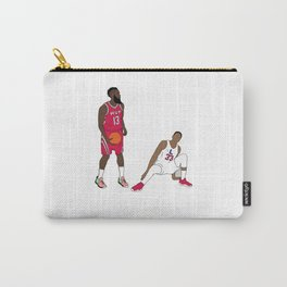 Ankle Breaker Staredown 1 Carry-All Pouch