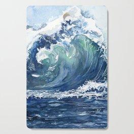 Kai's Wave Cutting Board