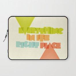 Everything . . Laptop Sleeve