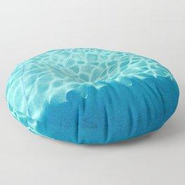 Swimming Pool IX Floor Pillow