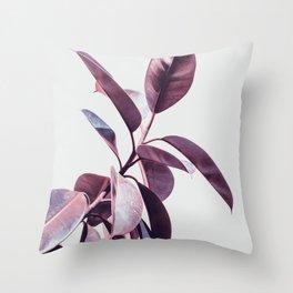 plant55 Throw Pillow