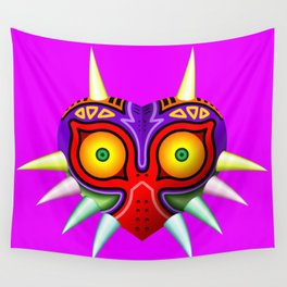 Majora's Mask Wall Tapestry