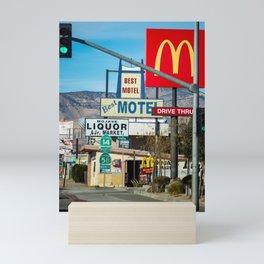 Mojave, Ca. Mini Art Print
