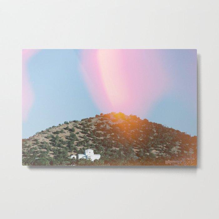 Religious Hill Metal Print