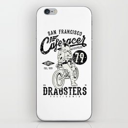 Dragster San Francisco iPhone Skin
