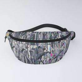 Circle Spin Outs Fanny Pack