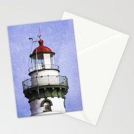 New Presque Isle Lighthouse Stationery Cards