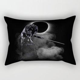 Loyal Wolf Rectangular Pillow