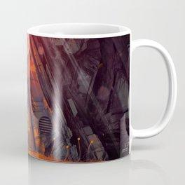 Orange Rabbit Coffee Mug