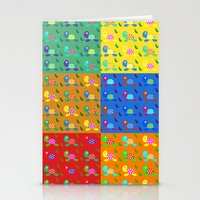 turtles Stationery Cards featuring turtles by vitamin