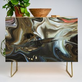 Imagine what is in your mind Credenza