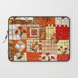 Medieval mosaic Laptop Sleeve