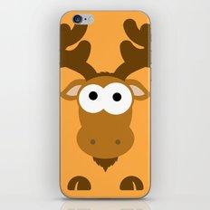 Minimal Moose iPhone & iPod Skin
