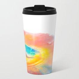 Colour Spash Travel Mug
