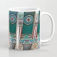 korean Mugs featuring Korean Bell by Dearly, Rachel