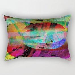 Scraps Rectangular Pillow