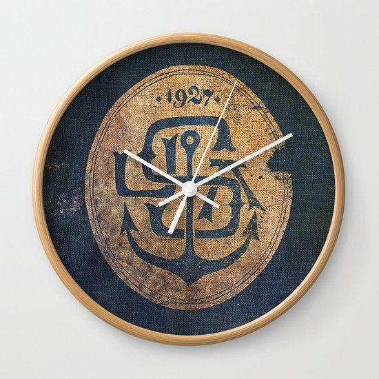 USA 1927 Wall Clock