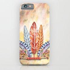 Autumn Feathers Slim Case iPhone 6s