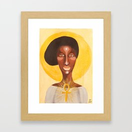 Goddess no 12 Framed Art Print