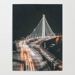 Good Night SF Poster