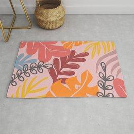 Colorful Tropics Rug