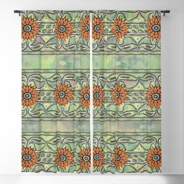 Forest Power Blackout Curtain