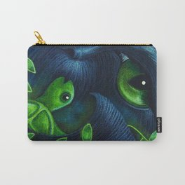 MERMAID CAT & TURTLE Carry-All Pouch