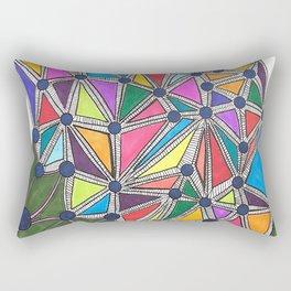 Pattern Work 2 Rectangular Pillow