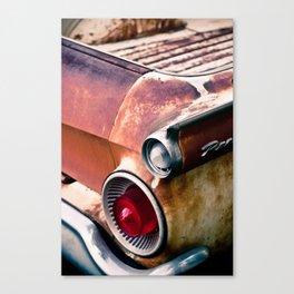ranchero rust 2 Canvas Print