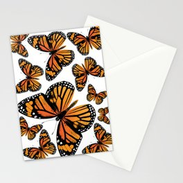 Monarch Butterflies | Monarch Butterfly | Vintage Butterflies | Butterfly Patterns | Stationery Cards