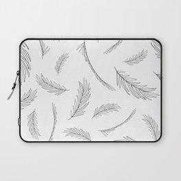 Minimal Palm Leaf Laptop Sleeve