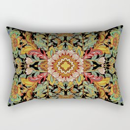 Dance Between Fire Now! Rectangular Pillow
