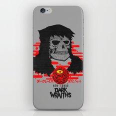 DARKWRAITHS iPhone & iPod Skin