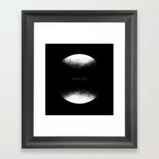 Polar Caps Framed Art Print