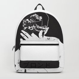 frank ocean's blond\blonde Backpack