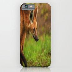 Wolf Strut iPhone 6s Slim Case