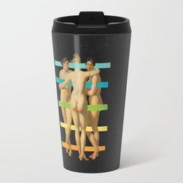 Les Trois Graces Travel Mug
