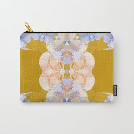 TWO COLOURS - YELLOW Carry-All Pouch