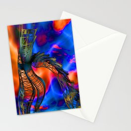 trans-morph Stationery Cards