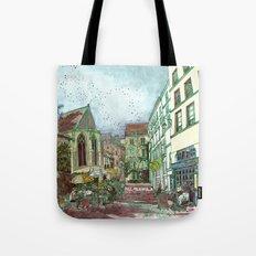 Parisia Tote Bag