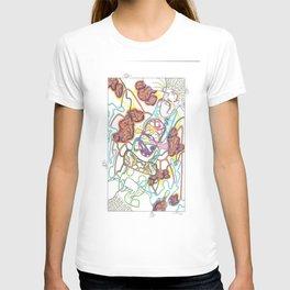 Kuiper's Meteorite Belt T-shirt