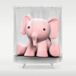Phanpy Shower Curtain