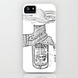 Hot Sauce - Chile Habanero iPhone Case
