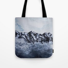 Mount Cook Tote Bag