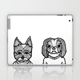 Molly and Bella Laptop & iPad Skin