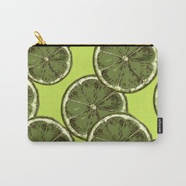 Lemony punch  Carry-All Pouch