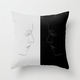 II Throw Pillow