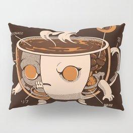Coffeezilla X-ray Pillow Sham