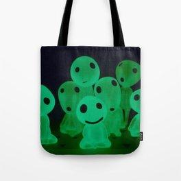 Kodamas Tote Bag