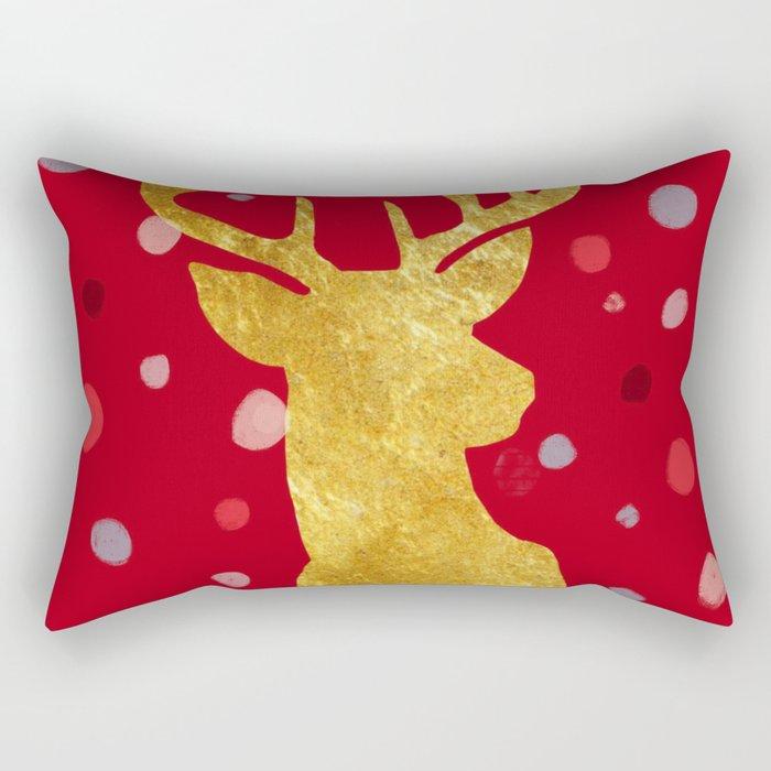Oh Dear Rectangular Pillow